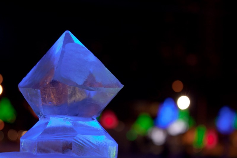 illuminate ice